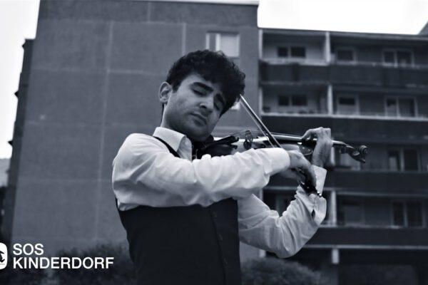 Still aus Musikvideo für Elgün Aghazada